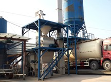 400,000 t/year full-automatic dry mix mortar plant