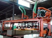 Asbestos Tile Production Line