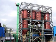 200,000 t/year full-automatic dry mix mortar plant